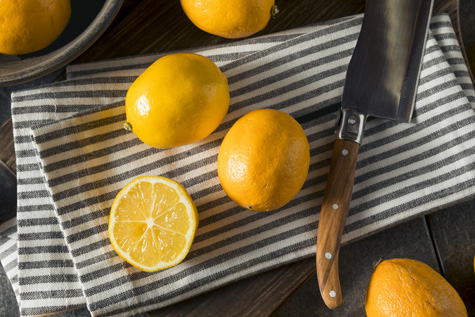 Meyer Lemons A California Favorite Edible Paradise